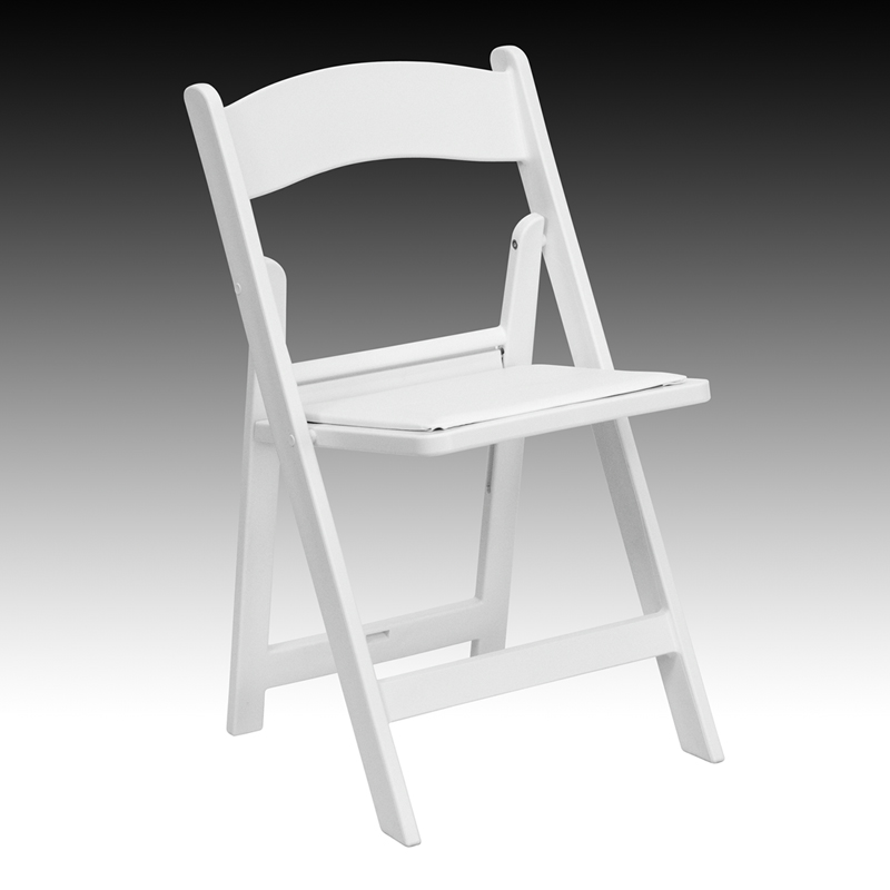 white resin folding chairs capacity white resin folding chair with white vinyl padded seat [le-l-1- white-gg] zmndock